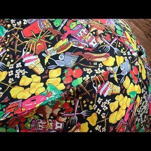 Vintage Nicole Miller Popart Umbrella